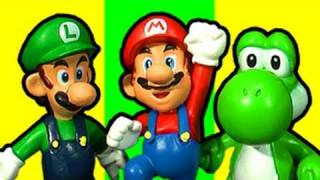 Super Mario Collection 1 - Thomas Tidmouth Peek