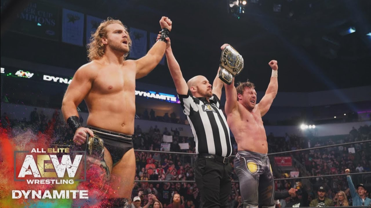 AEW DYNAMITE Highlights For February 12, 2020