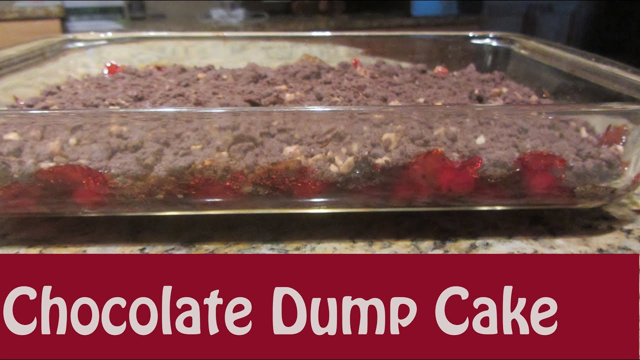 How To Make A Dump Cake Chocolate Ings Recipe
