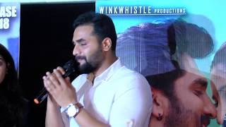 Roaring Star Srii Murali speech at Vaasu Pakka Commercial first song launch event