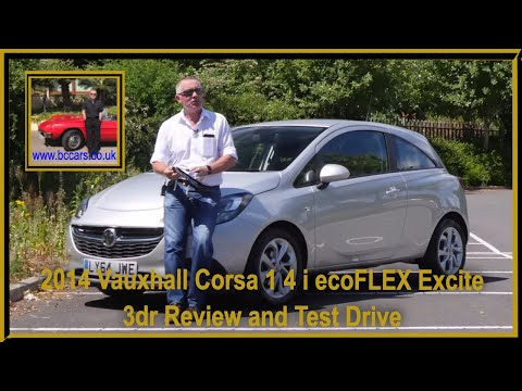review-and-virtual-video-test-drive-in-our-2014-vauxhall-corsa-1-4-i-ecoflex-excite-3dr-ly64jwe-2