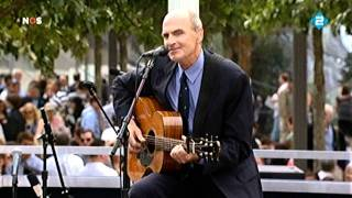 James Taylor - You can close your eyes - 9/11 Herdenking 11-09-11 HD