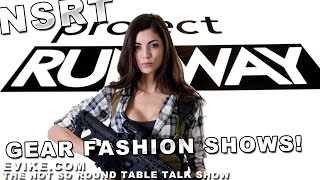 """Airsoft """"not So Round Table"""" Ep. 56 - Gear Fashion Shows!!! - Evike Tv"""