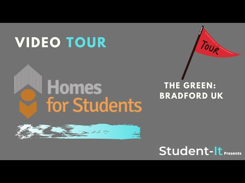 The Green Student Accommodation Tour: Bradford Student Accommodation