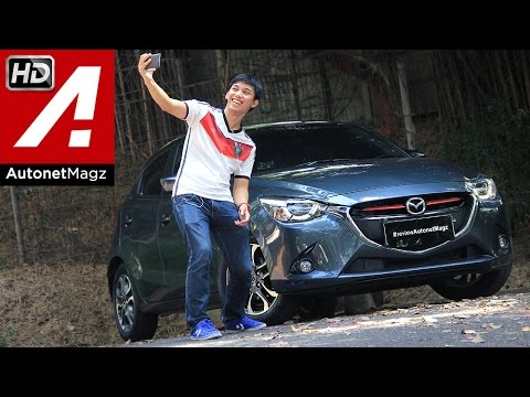 Review All New Mazda2 SkyActiv GT 2015 Indonesia