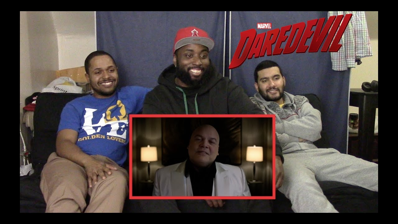 """Download Marvel's Daredevil REACTION & REVIEW - 3x7 """"Aftermath"""""""