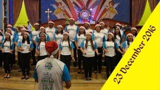 Christmas Carol 2016 Couples For Christ Choir