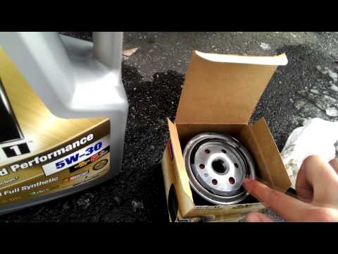 99 - 04 Jeep Grand Cherokee: How To Replace Your Engine Oil