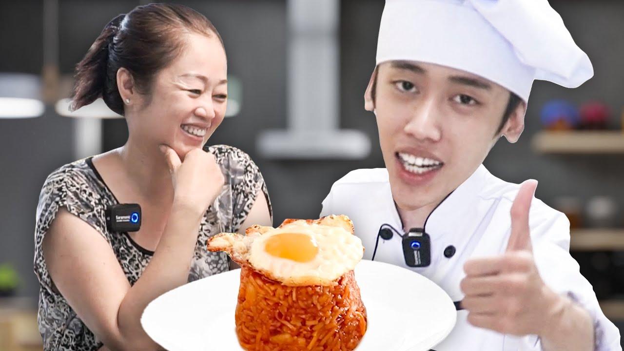 Nấu ăn hay nấu đổ ?! (Kenjumboy - Vlog )