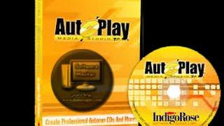 5 - How to insert movie in Autoplay Media Studio