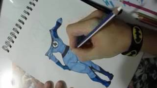 Mujer Invisible, 4 fantásticos, Dibujando