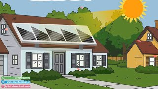 ✅ Solar System Explainer Video || Solar Panel System Video Animation Company