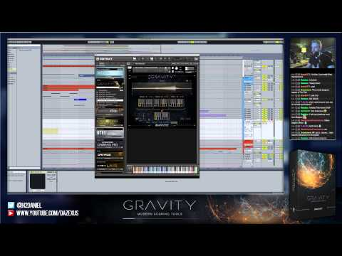 Heavyocity's GRAVITY Overview