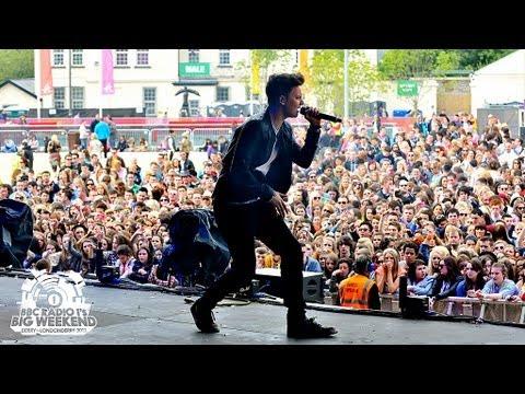 Conor Maynard - Animal at Radio 1's Big Weekend 2013