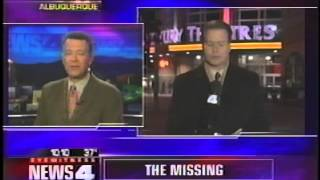 KOBR TV Ch 8 and Channel Four in Albuquerque cover THE MISSING Apache Premiere