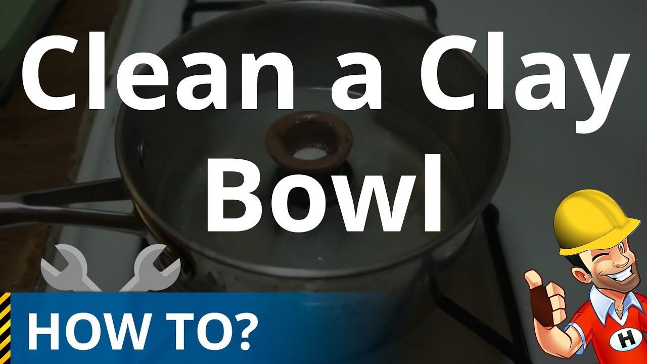 how to clean a hookah