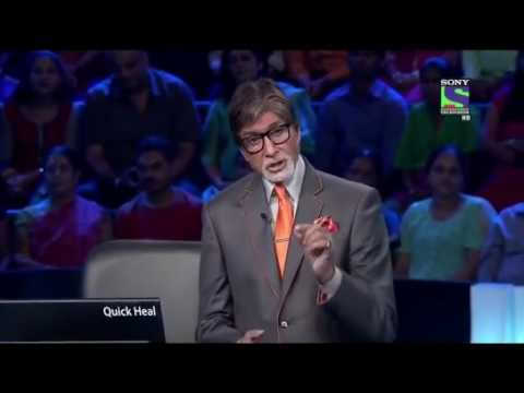 Great dialogues by amitabh bachan in KBC !! Must see!!