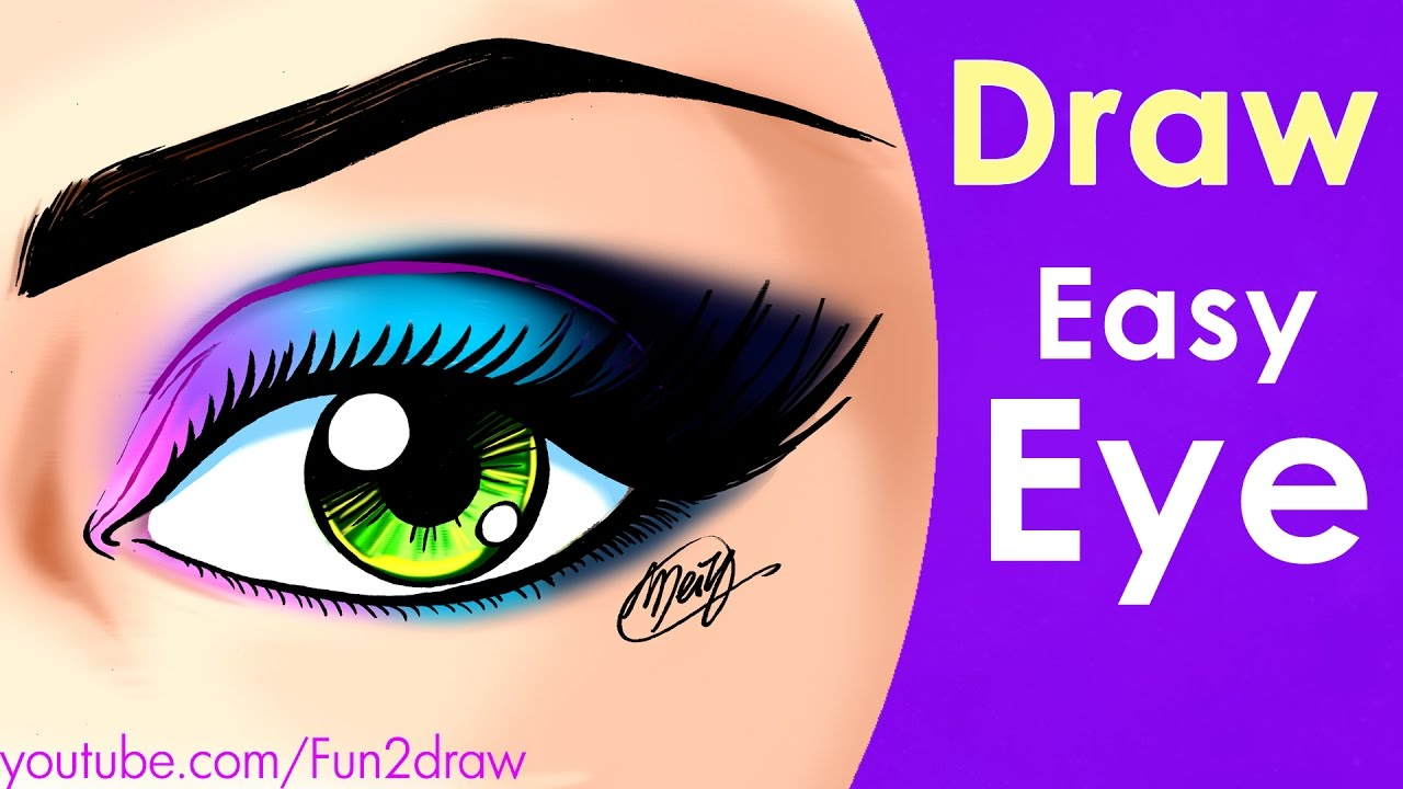 How To Draw A Realistic Dog Eye