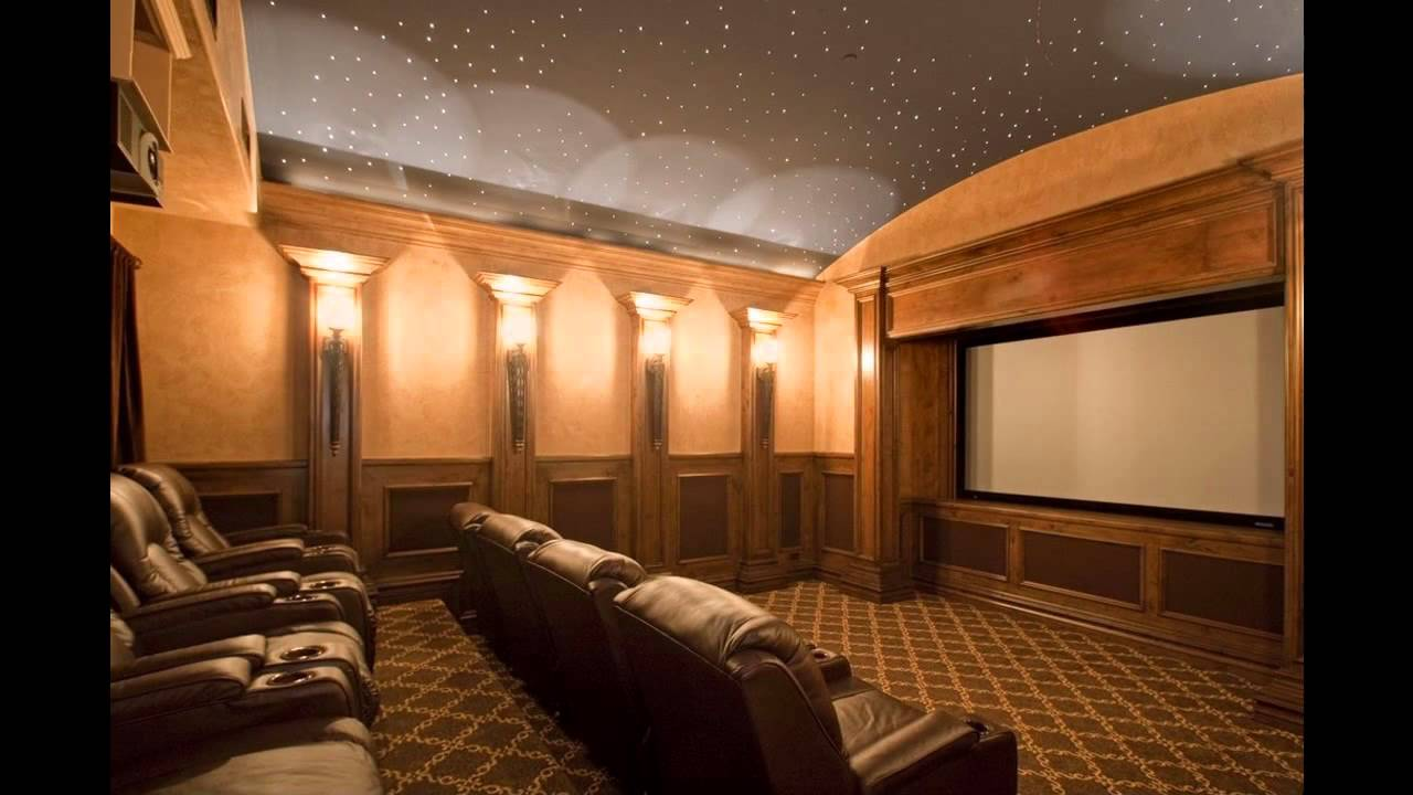 Home theater wall lights ideas youtube amipublicfo Images