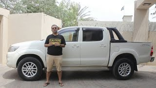 Official Review - Bamwheels - Toyota Hilux Vigo Champ