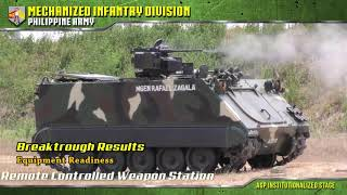 Philippine Army's Mechanized Infantry Division