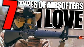 7 Types of Airs๐fters I Love (Which One Are You?)