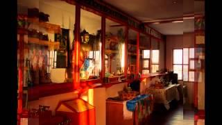 Унгинский дацан.Нукутский район ,Буддизм