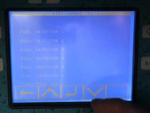 Suzuki 4-Stroke Outboard engine diagnostics wmv
