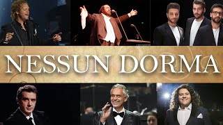 Tenor Battle! Nessun Dorma Climax! Who Sang It Best? feat. David Phelps, Luciano Pavarotti And More!