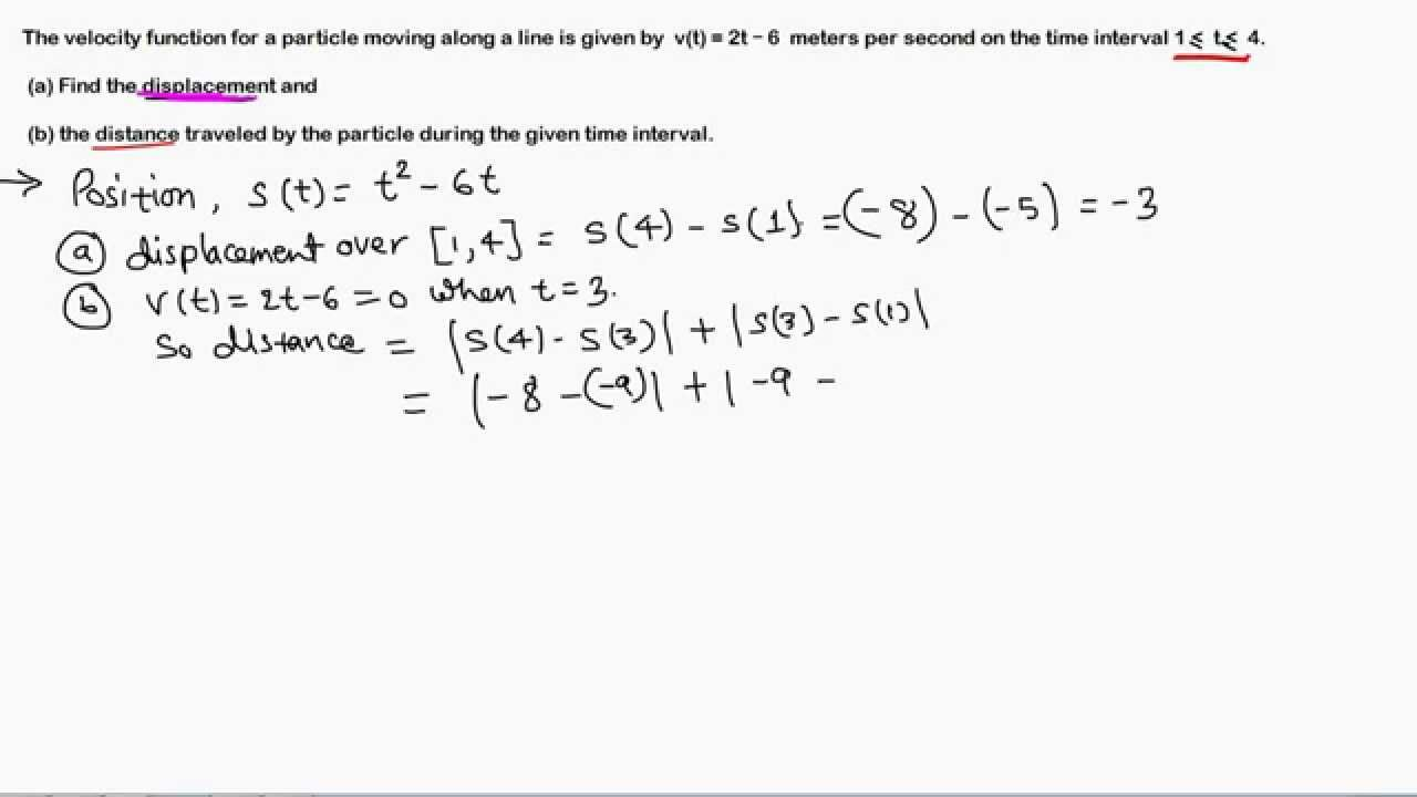integral calculus formulas and examples pdf
