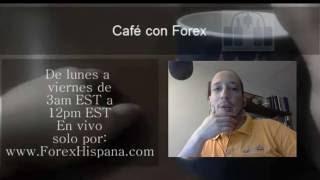 Forex con Café del 14 de Julio del 2016