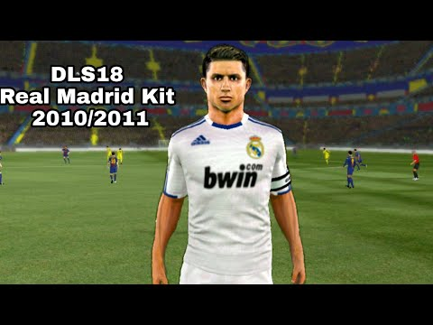 🔥NEW🔥How to create Real Real Madrid logo and kits | Dream League Soccer | DREAM GAMEplay.