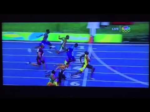 Usain Bolts Wins 3rd 100m Gold Medal In #Olympics