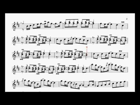 Careless Whisper Saxophone Sheet Music + Play Along 1