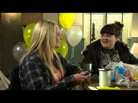 Hollyoaks February 26th 2015