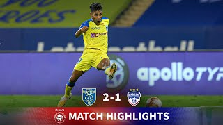 Highlights - Kerala Blasters 2-1 Bengaluru FC - Match 65 | Hero ISL 2020-21