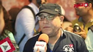 اتفرج | أبطال «عمود فقري» يحتفلون بالعرض الخاص في سينما مترو