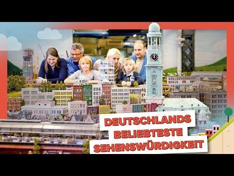 Miniatur Wunderland Hamburg *** offizielles Video *** Modelleisenbahn Speicherstadt