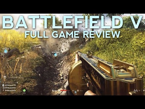 Battlefield V: REVIEW (Criticism & Opinions) thumbnail