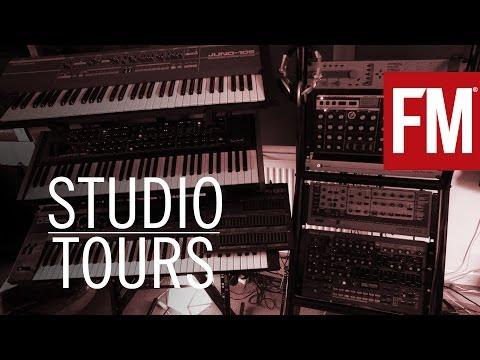 D. Ramirez - Studio Tour