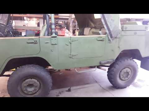 Army Truck Service