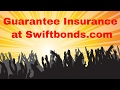 Guarantee insurance bond | surety performance bond