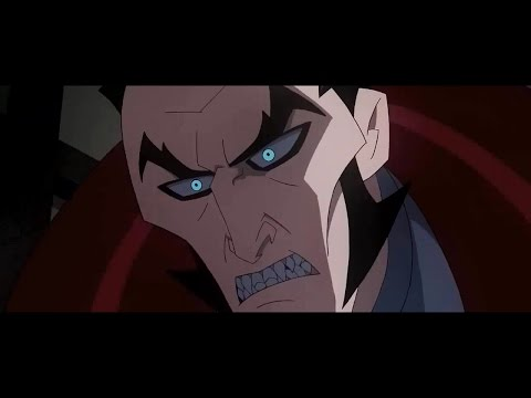 Batman vs Dracula : The Knight of Dark vs The Prince of Dark [HD]