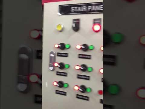 bosch fire alarm | bosch fpa-5000 | Overwrite VAC Panel Testing