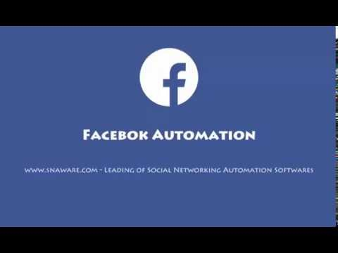 Get Facebook Automation 6 9 1 Cracked Free Download