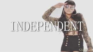 "Cymphonique - ""Independent"" Lyrics"