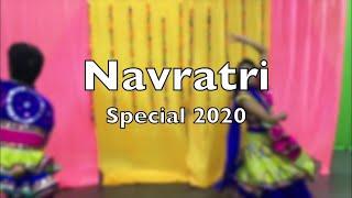 Navratri Special || 2020 || WCDA || Hinal & Siddhesh