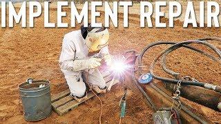 EMERGENCY WELDING REPAIR // MOBILE RIG WELDING OKLAHOMA