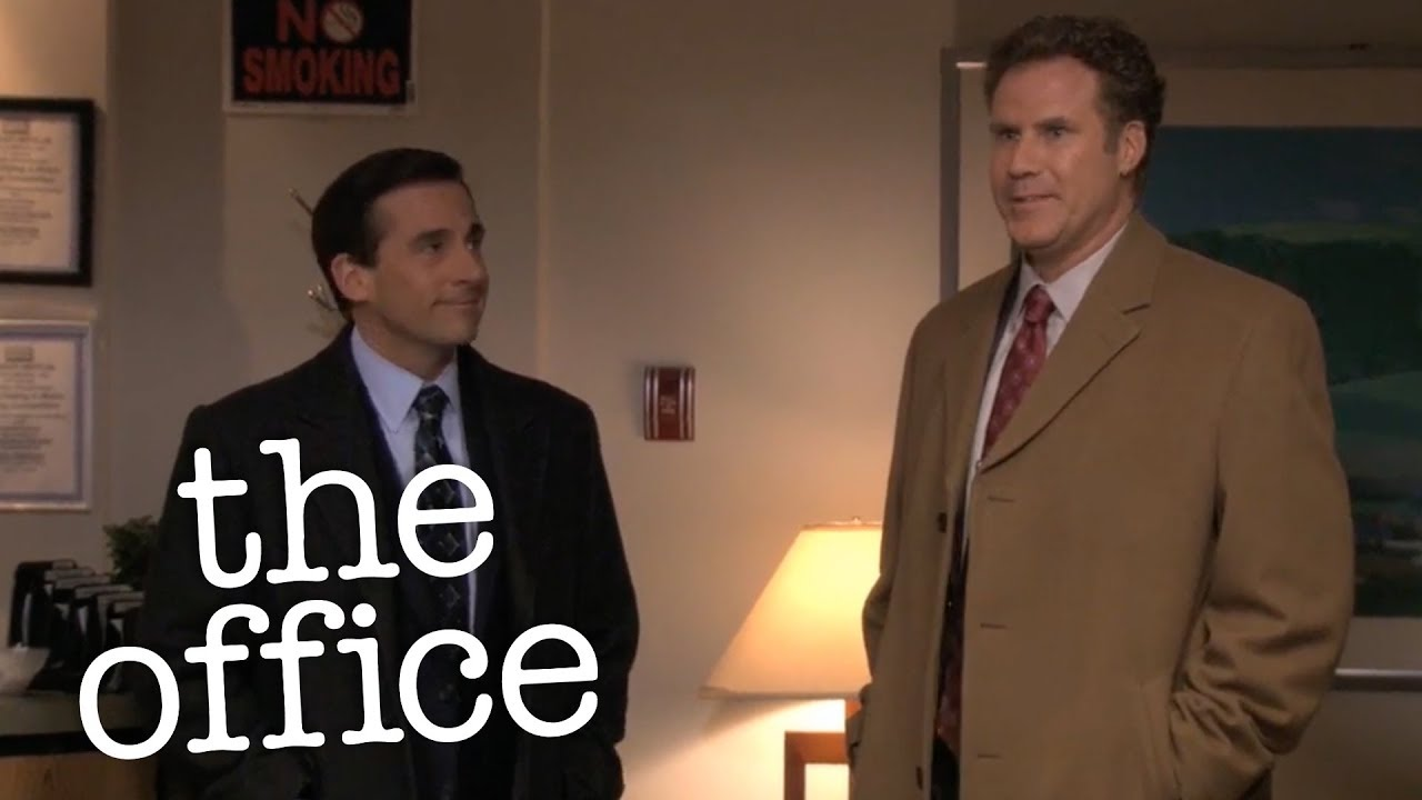 Michael Meets Deangelo  - The Office US