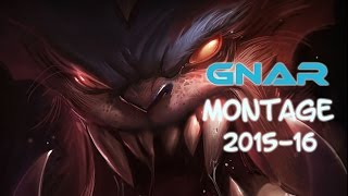 Gnar Montage | Best Gnar Plays  | 2015 - 2016
